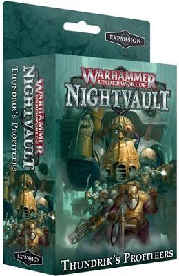 Warhammer Underworlds: Nightvault: Thundrik's Profiteers 110-54-60