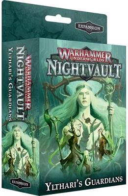Warhammer Underworlds: Nightvault: Ylthari's Guardians 110-55-60