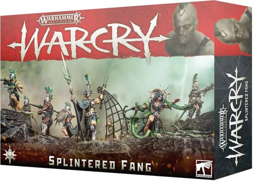 Warhammer Age of Sigmar: Warcry: The Splintered Fang 111-13