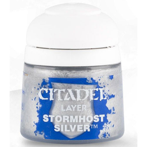 Citadel Layer Paint: Stormhost Silver 22-75