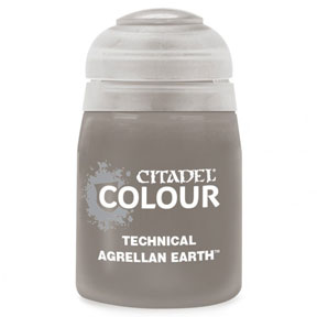 Citadel Technical Paint: Agrellan Earth 27-22