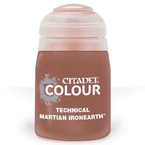 Citadel Technical Paint: Martian Ironearth 27-24