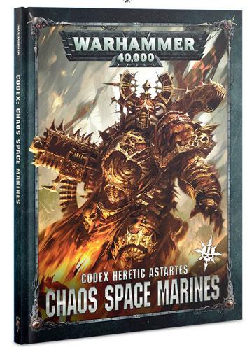 Warhammer 40K: Codex: Chaos Space Marines 2