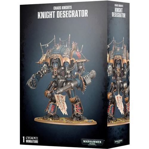 Warhammer 40K: Chaos Knights: Knight Desecrator 43-66