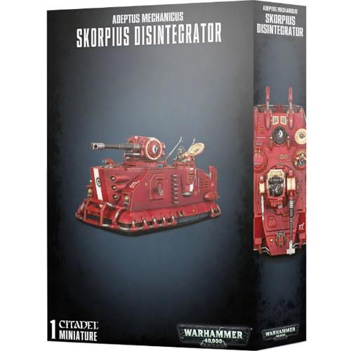 Warhammer 40K: Adeptus Mechanicus: Skorpius Disintegrator 59-20