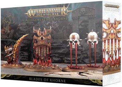 Warhammer: Age of Sigmar: Blades of Khorne - Judgements of Khorne
