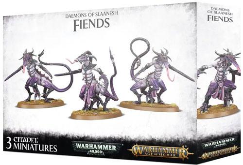 Warhammer: Age of Sigmar: Deamons of Slaanesh: Fiends 97-38