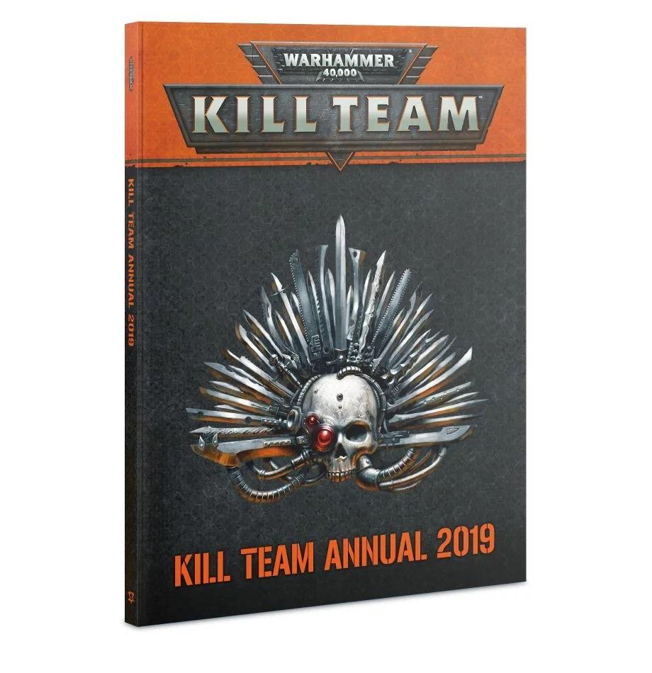 Warhammer 40K: Kill Team: Kill Team Annual 2019