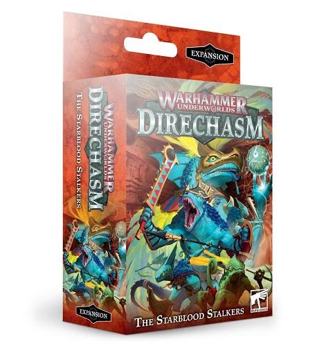 Warhammer Underworlds: Direchasm: The Starblood Stalkers 110-98