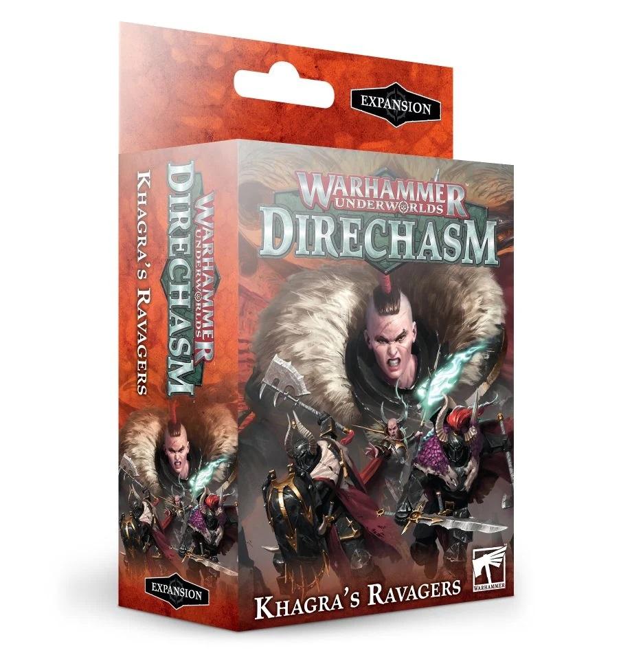 Warhammer Underworlds: Khagra's Ravagers 110-99