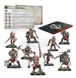 Warhammer Age of Sigmar: Warcry: Spire Tyrants 111-26