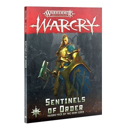 Warhammer Age of Sigmar: Warcry: Sentinels of Order 111-39