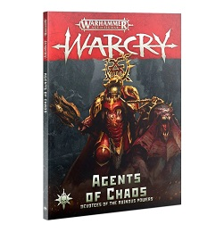 Warhammer Age of Sigmar: Warcry: Agents of Chaos 111-40