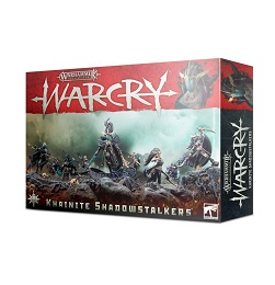 Warhammer Age of Sigmar: Warcry: Khainite Shadowstalkers 111-69
