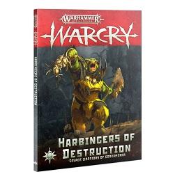 Warhammer Age of Sigmar: Warcry: Harbingers of Destruction 111-77