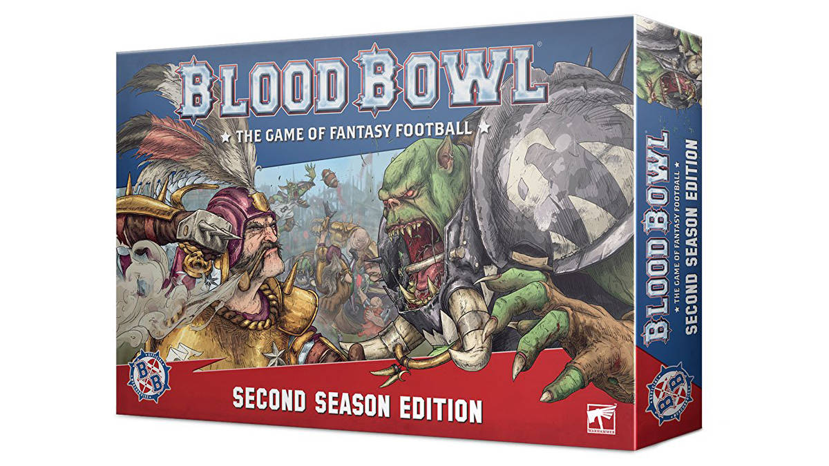 Blood Bowl: Second Season Edition Box Set 200-01