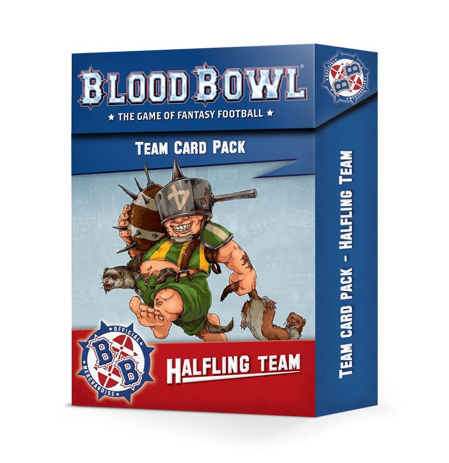 Blood Bowl: Team Card Pack: Halfling Team 200-60