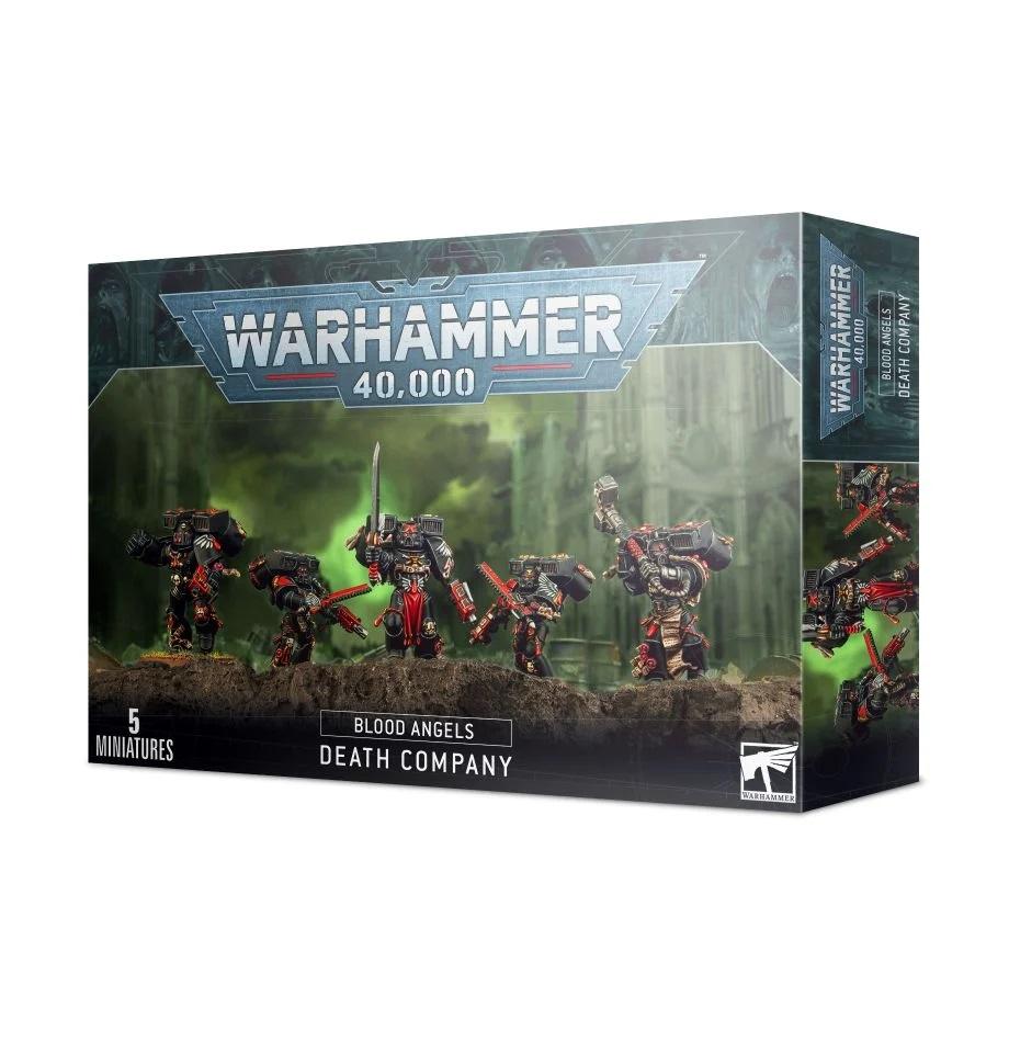 Warhammer 40K: Blood Angels Death Company 41-07
