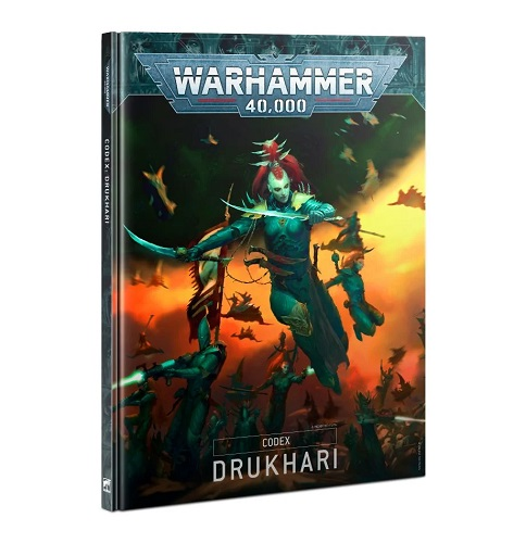 Warhammer 40K: Codex: Drukhari 45-01