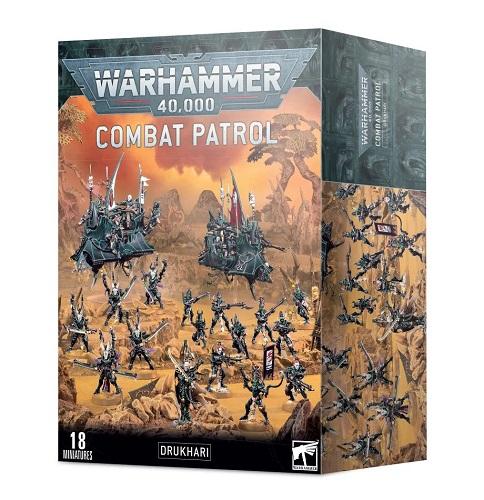 Warhammer 40K: Combat Patrol: Drukhari 45-43