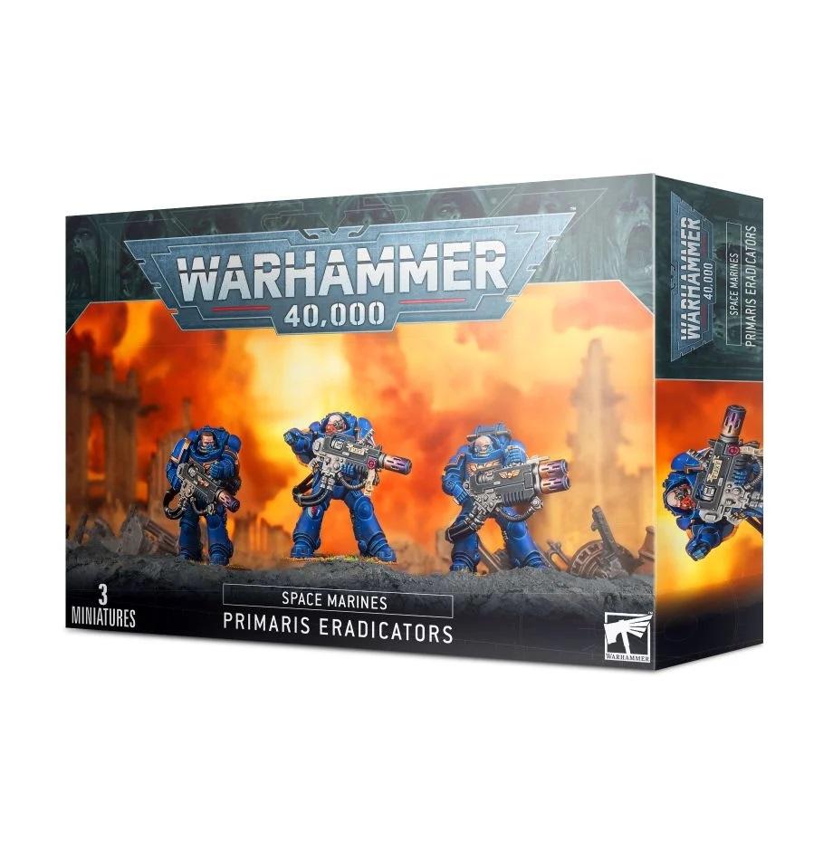 Warhammer 40K: Space Marines: Primaris Eradicators 48-43