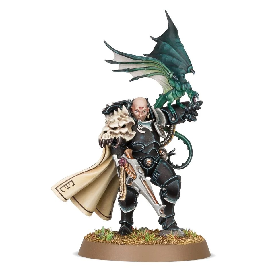 Warhammer 40K: Lord Inquistor Kyria Draxus 52-42