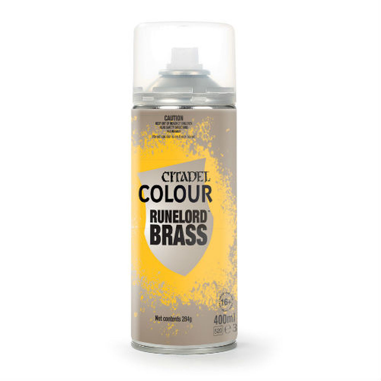 Citadel: Runelord Brass Spray Paint 62-35