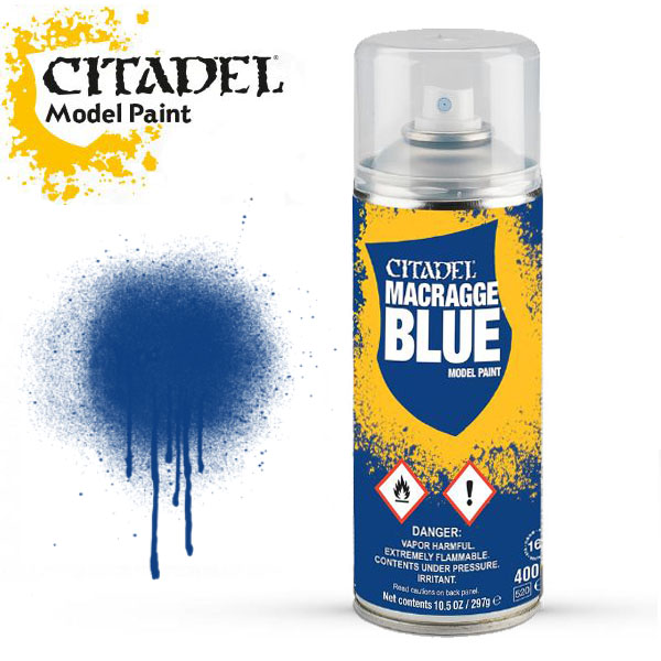 Citadel: Macragge Blue Spray Paint 62-16