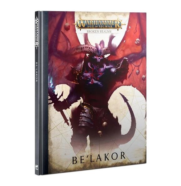 Warhammer Age of Sigmar: Broken Realms: Be'lakor HC 80-36