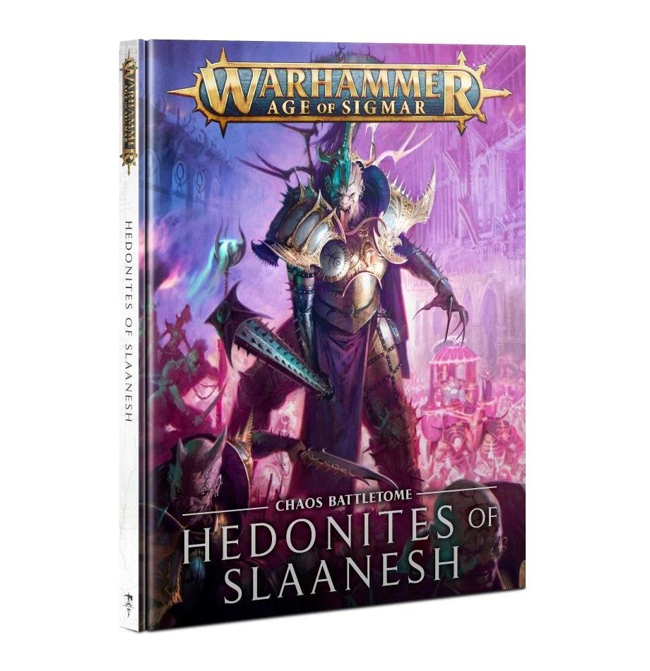 Warhammer Age of Sigmar: Chaos Battletome: Hedonites of Slaanesh 83-72