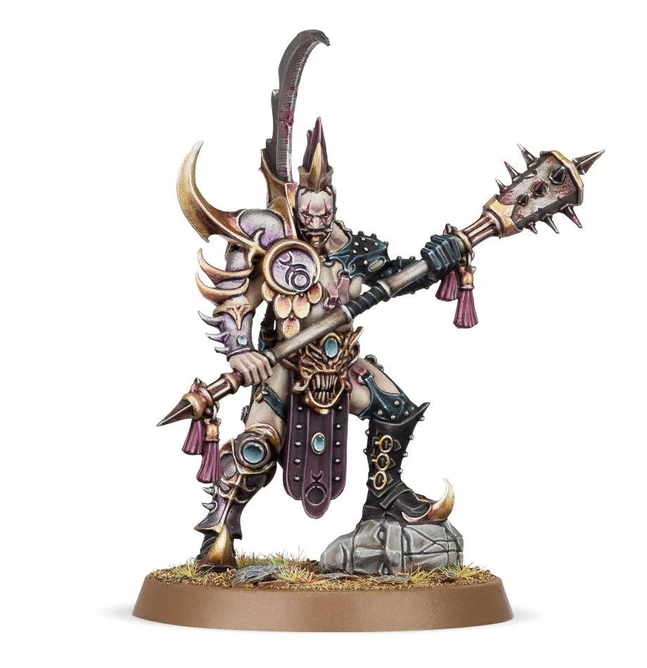 Warhammer Age of Sigmar: Hedonites of Slaanesh: Lord of Pain 83-87