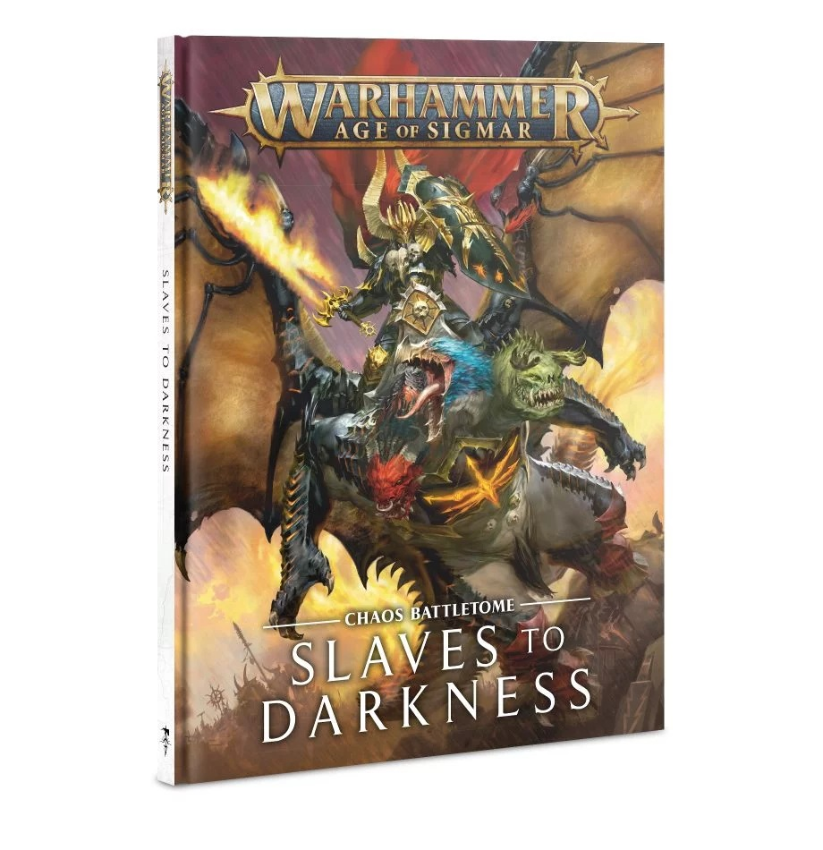 Warhammer: Age of Sigmar: Chaos Battletome: Slaves of Darkness 83-02