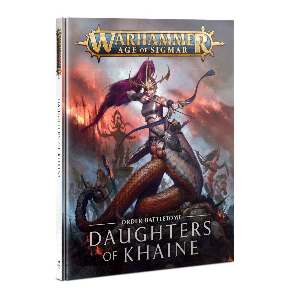 Warhammer Age of Sigmar: Order Battletome: Daughters of Khaine 85-05
