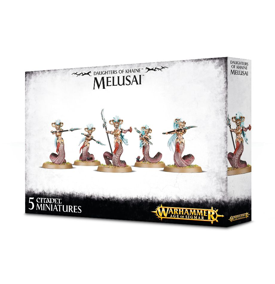 Warhammer: Age of Sigmar: Daughters of Khaine Melusai 85-20