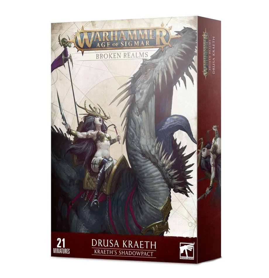 Warhammer: Age of Sigmar: Broken Realms: Drusa Kraeth: Kraeth's Shadowpact