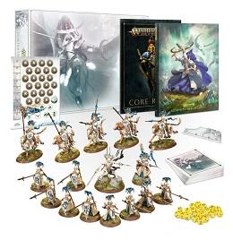 Warhammer Age of Sigmar: Lumineth Realm-Lords Army Set 87-06-60