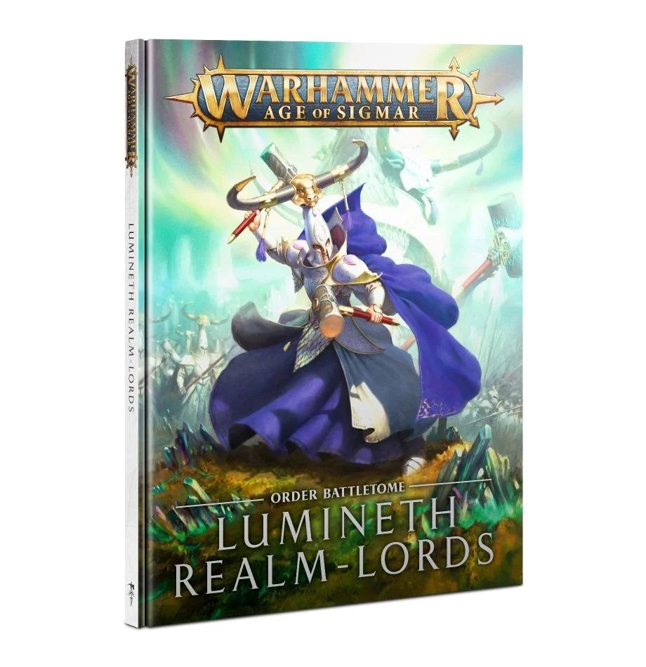 Warhammer Age of Sigmar: Battletome: Lumineth Realm-Lords 87-04