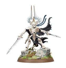 Warhammer Age of Sigmar: Lumineth Realm-Lords: The Light of Eltharion 87-57