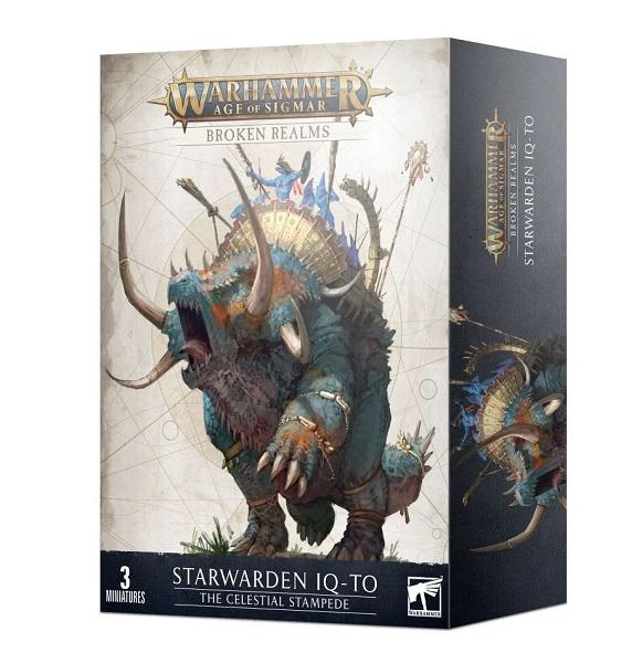 Warhammer Age of Sigmar: Broken Realms: The Celestial Stampede 88-17