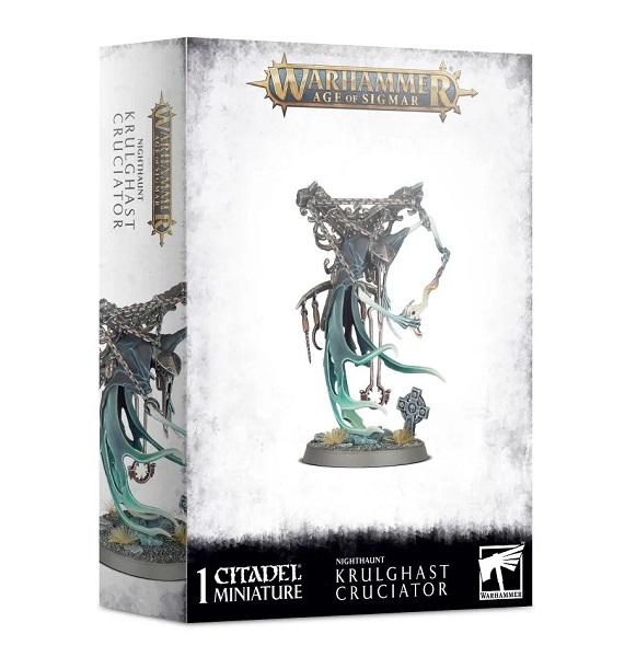 Warhammer Age of Sigmar: Nighthaunt: Krulghast Cruciator 91-50