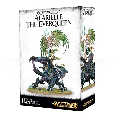 Warhammer Age of Sigmar: Alarielle the Everqueen 92-12