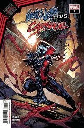 Gwenom Vs. Carnage no. 1 (2021 Series)
