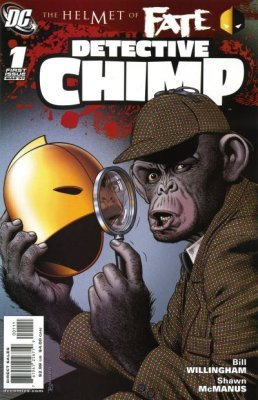 Helmet of Fate: Detective Chimp (2007) no. 1 One Shot - Used