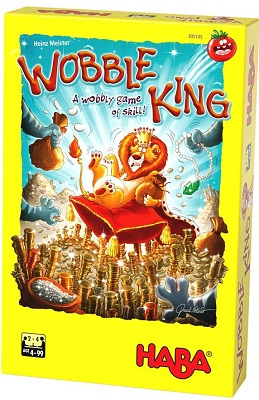 Wobble King Board Game