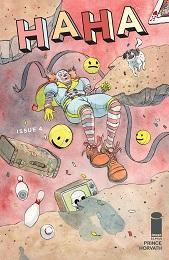 HAHA no. 4 (2021 Series) (MR) (A Cover)
