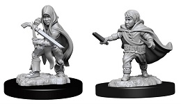 Dungeons and Dragons Nolzurs Marvelous Unpainted Minis Wave 13: Halfling Male Rogue