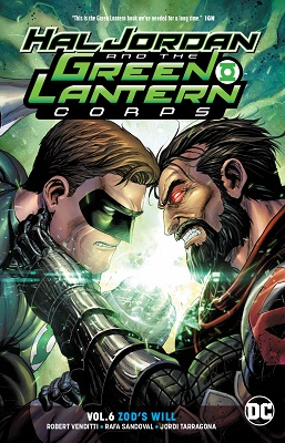 Hal Jordan and the Green Lantern Corps: Volume 6: Zods Will TP