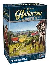 Hallertau Board Game