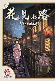Hanamikoji English Edition Card Game