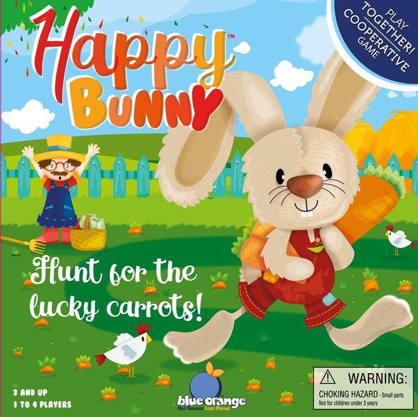 Happy Bunny Board Game
